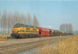 Frasnes Lez Anvaing Train - Frasnes-lez-Anvaing