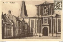 ZONHOVEN - De Kerk - Uitg. Willems-Saenen, Zonhoven - Oblitération De 1939 - Zonhoven