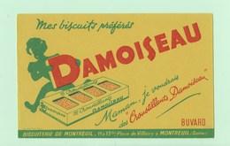 BUVARD DAMOISEAU Biscuits - Cake & Candy