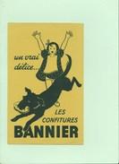 BUVARD LES CONFITURES BANNIER - Cake & Candy