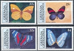 Grenadines St.Vincent  Butterflies - Vlinders