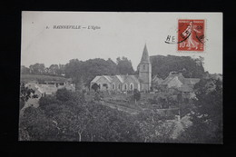 2. HAINEVILLE  L'Eglise - France