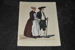 493- Costumes Suisses Du 18e Siècle - 1952 - Costumes