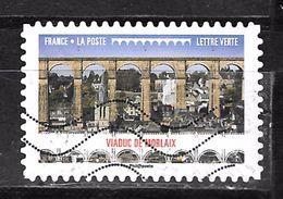 FRANCE Adhésif 1468  20 Sciécles D'ingénierie Viaduc Morlaix - Adhesive Stamps