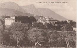 VENCE Vue Prise De Larrat 227E - Vence