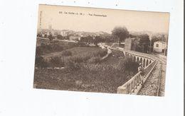 LA COLLE (A M)  233 VUE PANORAMIQUE (HOMME SUR PONT ET EGLISE) - Frankreich