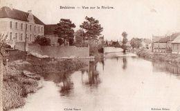 CPA - 62 - BREBIERES - Vue Sur La Rivière - Editeur Rémy - France