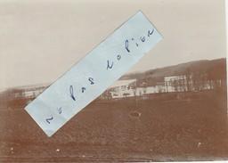 JUVISY SUR ORGE   - Inondations Janvier 1910  - Le Champ D'Aviation   - Photo  ( 8,3 Cm X 11,4 Cm ) - Places