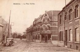 CPA - 62 - BREBIERES - LA RUE VALLEE - Editeur Remy - France