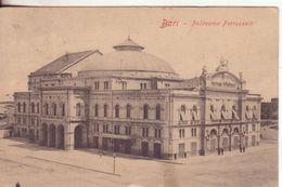 23-Invito Al Collezionismo Di Acireale: Bari-Puglia-Politeama Petruzzelli-v.1912? X Acireale - Bari
