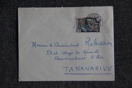 Lettre De MADAGASCAR - Madagascar (1889-1960)