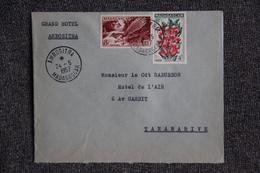 Lettre De MADAGASCAR (AMBOSITRA) Vers TANANARIVE. - Brieven En Documenten