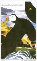 JER-218 TARJETA DE JERSEY DE PUZZLE PUFFINS   (68JERB) PAJARO-BIRD - [ 7] Jersey Y Guernsey