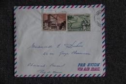 Lettre De MADAGASCAR ( TANANARIVE ) Vers FRANCE ( CLERMONT FERRAND). - Madagascar (1889-1960)