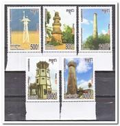 Cambodja 2017, Postfris MNH, Lighthouses - Cambodja