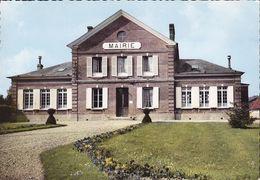 CPSM - 27 - ACQUIGNY - L'hôtel De Ville - 31 - Acquigny