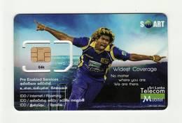 SRI LANKA Mobitel GSM SIM MINT - Sri Lanka (Ceylon)