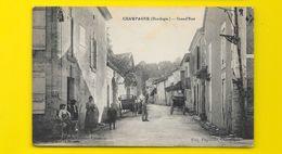 CHAMPAGNE Rare Grand'Rue (Puyrénier) Dordogne (24) - Francia