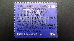 Kroatien 554 YT 525 **/mnh, 800. Geburtstag Des Erzdiakons Thomas (1200-1268), Geschichtsschreiber - Croatie