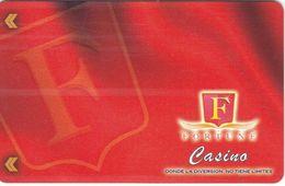 MESSICO  KEY  CASINO Fortune - Casino Cards
