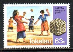 TOKELAU. N°101 De 1983. Ancêtre Du Hand-ball. - Handbal