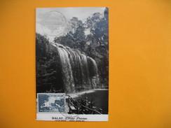 Card Maximum Viêt-Nam - Carte Maximum Viêt-Nam - Dalat - Chute D'eau Paysage - Viêt-Nam
