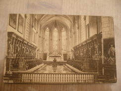 Vilvoorde Notre Dame Koorstoelen - Vilvoorde