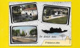 ST MEDARD En JALLES Multivues (Lapie) Gironde (33) - France