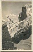 Sulzfluh - Foto-Ansichtskarte - Verlag G. Heinzle 's Erben Bludenz - Other