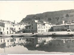 13) SAINT-CHAMAS : Le Port - Le Miroir (1974) - France
