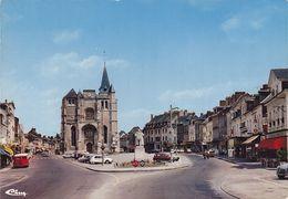 CPSM - 27 - LE NEUBOURG - Le Centre - 101 - Le Neubourg