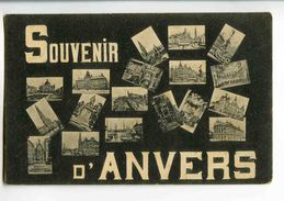C 22  -  Anvers  -  Antwerpen  -  Souvenir Multivues - Souvenir De...