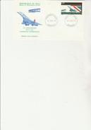 MALI - LETTRE FDC AFFRANCHIE  POSTE AERIENNE N° 352 - CONCORDE ANNEE 1979 - Mali (1959-...)