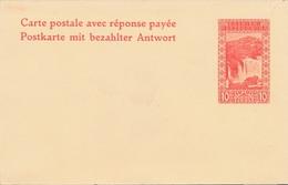 Entier Postal Carte Reponse Neuf 10 Bosnie - Bosnie-Herzegovine
