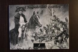 LIVRET JEU ATARI - Great Napoleonic Battles - 1991 - Literatur