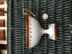 Tasse Porcelaine Limoges Debut XXs ,style Empire. - Limoges (FRA)