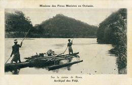 FIDJI RIVIERE DE REWA - Fidji