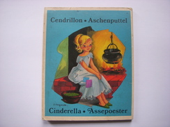 LIVRE POUR ENFANTS - ILLUSTRATION JEANNE LAGARDE - CENDRILLON - Livres, BD, Revues