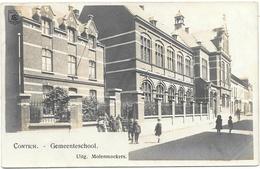 Contich NA6: Gemeenteschool 1919 - Kontich
