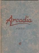 LIVRE ARCADIA POESIE N° 6 SIGNE DE L AUTEUR MARCEL PASSARINI  BEZIERS 1952 - 48 PAGES -               TDA101 - Poésie