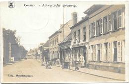 Contich NA7: Antwerpsche Steenweg 1919 - Kontich
