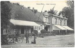 Vieux-Dieu NA3: Hôtel Antverpia - Mortsel
