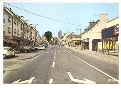 LOUDEAC  - Route De Pontivy - (CIM - Combier, Imprimeur, Macon) - Loudéac