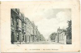 La Louvière NA41: Rue Arthur Warocqué 1911 - La Louvière