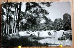 CGT PARC LOISIRS ET CULTURE H. GAUTHIER A BAILLET UN DES TERRAINS DE CAMPING 2 CV  SCAN R/V - Syndicats