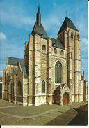 Zoutleeuw Kerk 13° Eeuw Voorgevel (i586) - Zoutleeuw