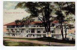 ERIE BEACH, Ontario, Canada, The Casino, 1916 Postcard, Welland County - Ontario
