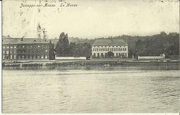 Jemeppe - Sur - Meuse -- La Meuse.   (2 Scans) - Flémalle