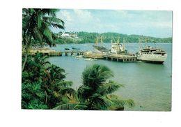 Cpm - Tonga - Nuku'alofa - Photo By Tulua Bros Rainbow Studio - 1980 - Bateau - - Tonga