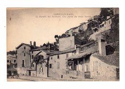 Vernet Les Bains. Le Paradis Des Pyrénées. Une Partie Du Vieux Vernet. (2181) - France